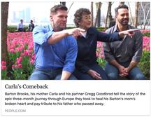 Carla's Comeback!