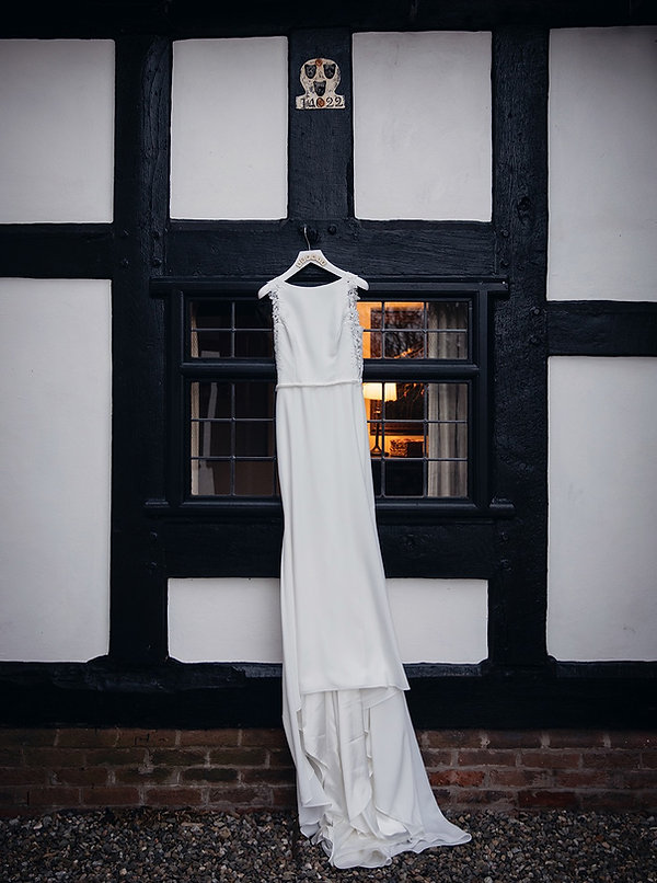 High Grosvenor House Wedding Dress