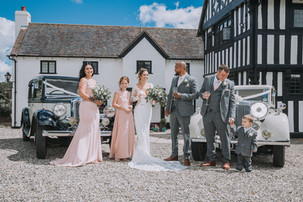 High Grosvenor Wedding