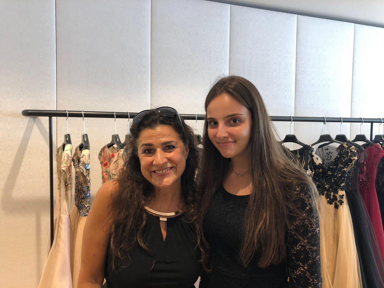 With Cecilia Bartoli
