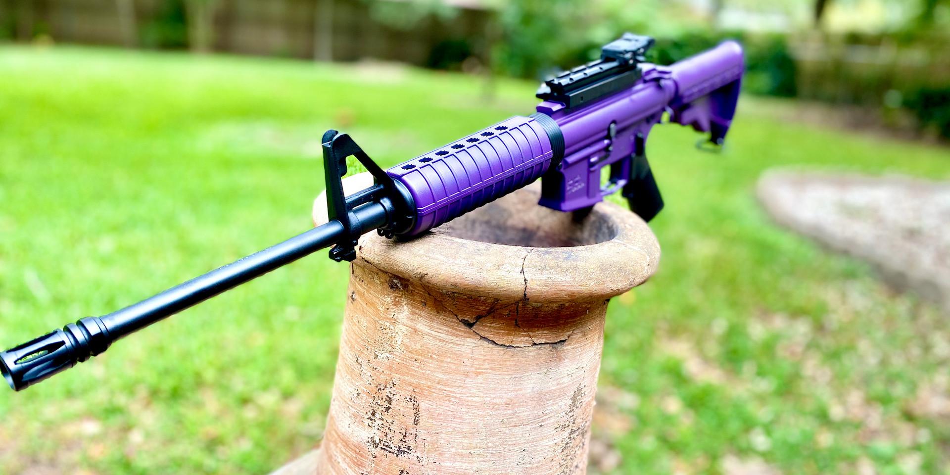 Goddess Purple AR 01