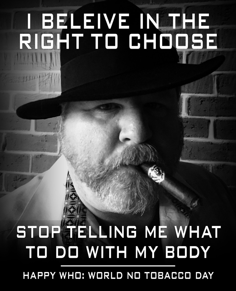 I Believe in the Right to Choose.