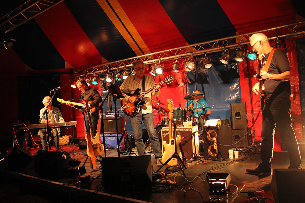 banchory beer festival music