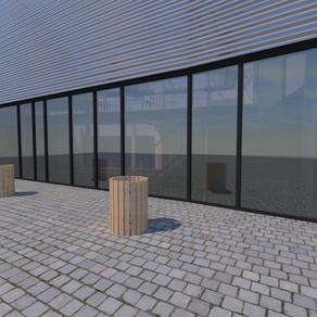 Configurateur de VITRAGES pour l'outil mur-rideau Archicad 22