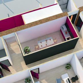 Projet Rénovation société IDEX paris