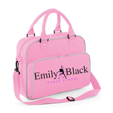 Pink Large Dance Bag