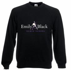 Black Dance School Sweatshirt