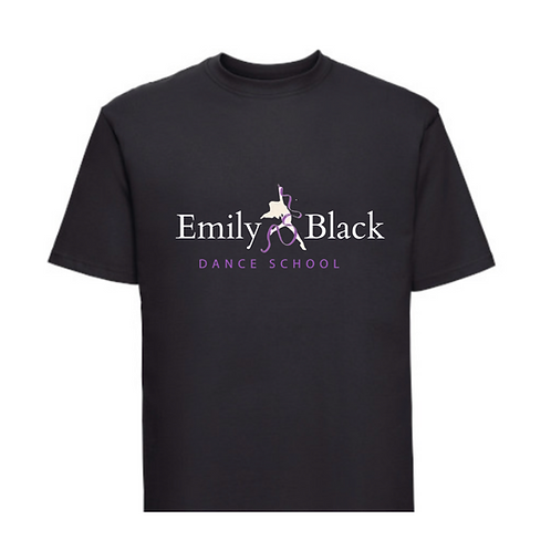 Black Dance School T-shirt