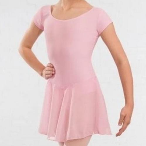 Pink Cotton Leotard
