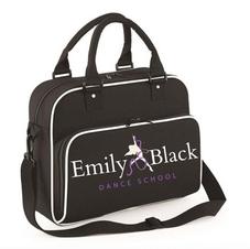 Black Large Dance Bag