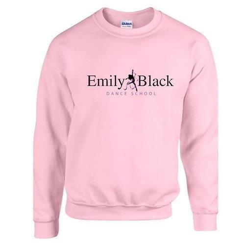 Pink Dance School Sweatshirt