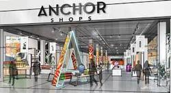 Anchor shops