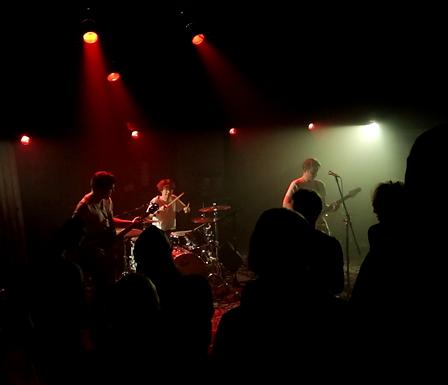 Live Debut