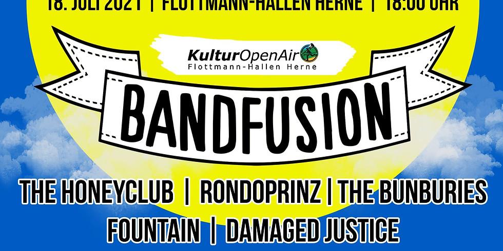 Contest: Bandfusion | Flottmann Open Air