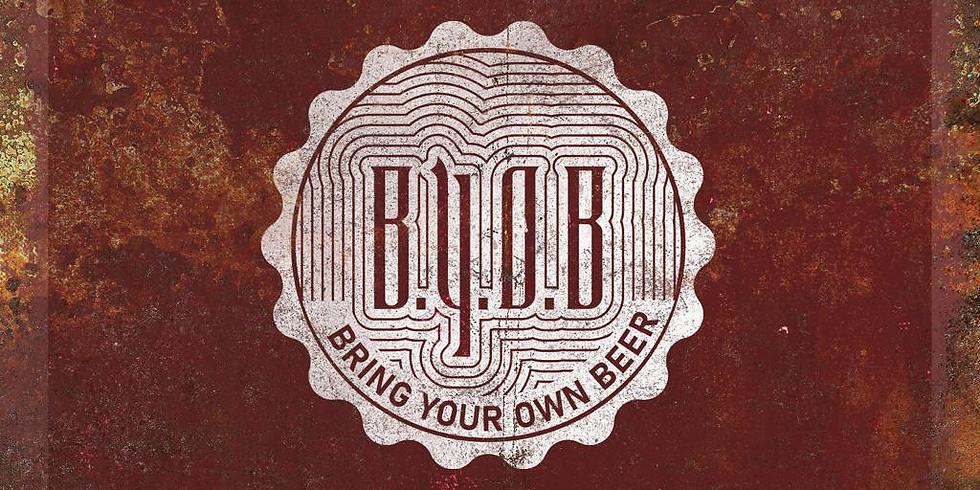 "Bring Your Own Beer - Release Party ""Between Road 'n' Heaven"""