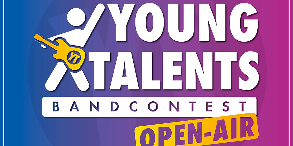 Contest: Young Talents 2021 Open Air