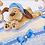 Thumbnail: Мои первые друзья Яселька (на резинке)