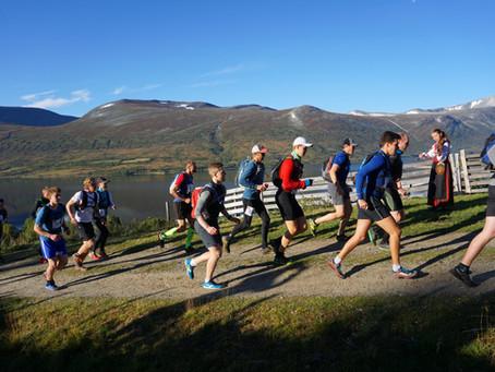Løypebeskrivelse Fjellmaraton