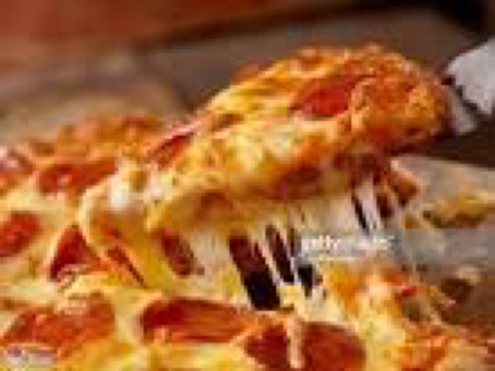 Craving Pizza