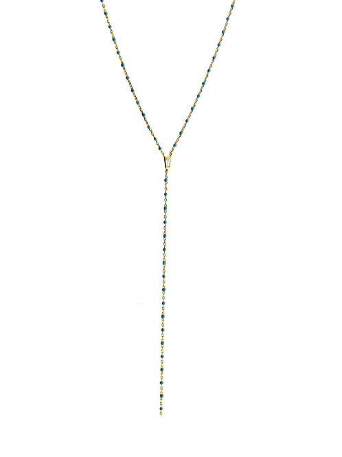 lariat necklece