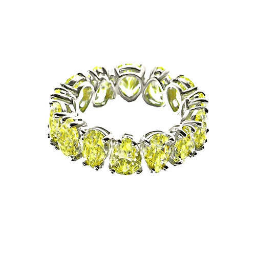 canary yellow ring