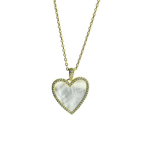 heart pendantnecklace