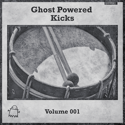 Ghost Digital Music - Ghost Powered Kicks Vol. 01