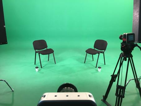 """Съёмки пилотного выпуска для YouTube-канала """"Закон Мельдония"""""""
