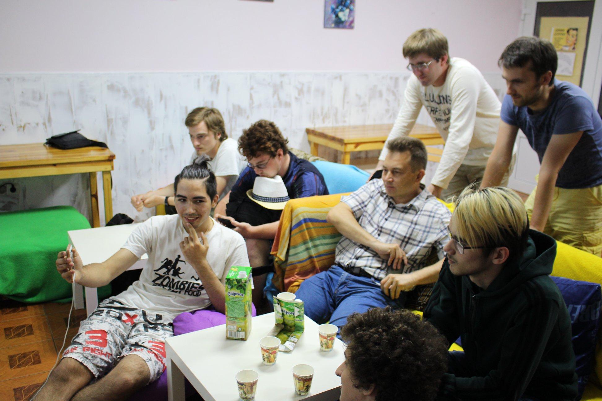 """Показ """"ЧайлдХуд"""" в антикафе ЧАС-Э (Бердянск)  27 мая 2018"""