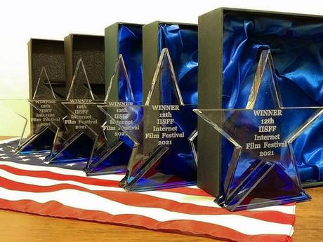 «ЧайлдХуд» получил Гран-При на 12-ом Независимом Международном Интернет Фестивале!