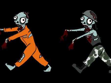 Вспышка зомби-вируса на Сахалине. Угроза эпидемии!