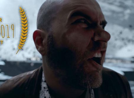 Лучший монтаж у нашего фильма «И тут он открывает глаза» на кинофестивале ЗОЛОТОЙ ТЕЛЁНОК 2019!
