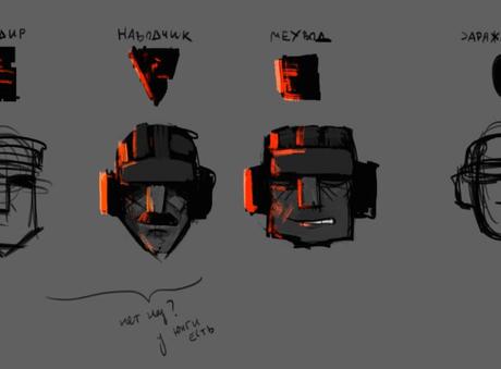 Закончена работа над сценарием к/м анимационного фильма под рабочим названием «Вихрь» («The Vortex»)
