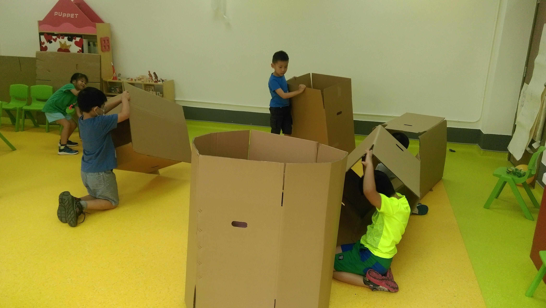 孩子的快樂舒適區和大人不一樣