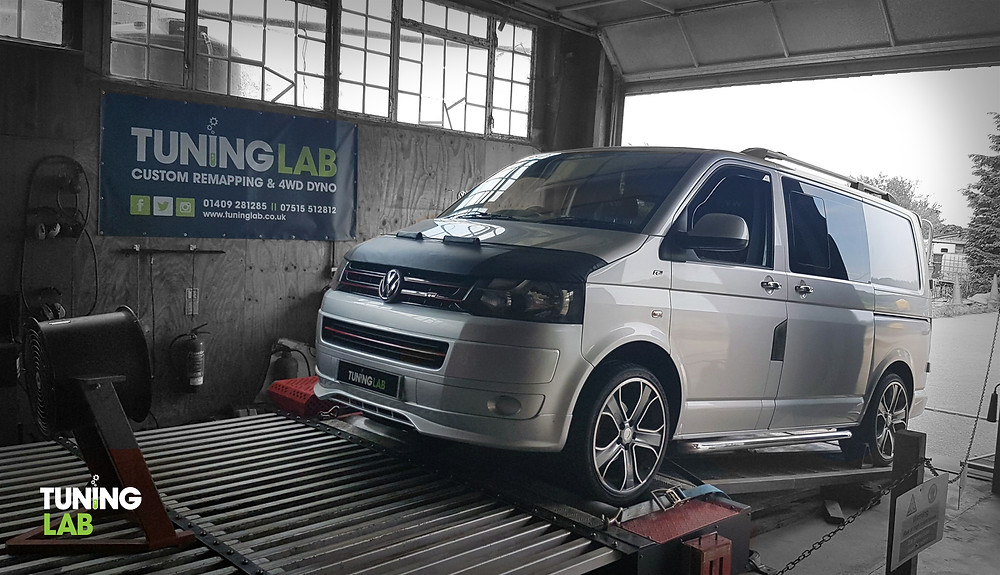 VW Transporter remap