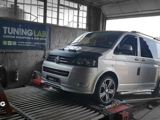 VW Transporter T5.1 GP 2.0 Tdi