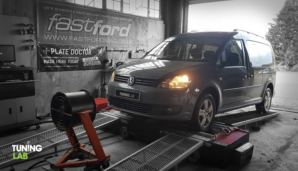 VW Caddy Maxi Remap & EGR Delete
