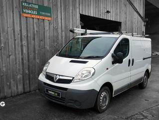 Vauxhall Vivaro Speed Limiter Removal