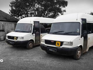 LDV Convoy Minibus