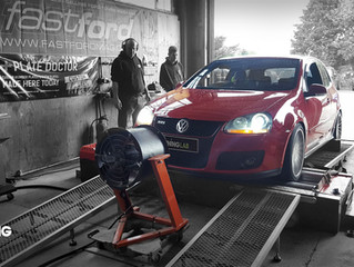 Volkswagen Golf Mk5 GTi DSG