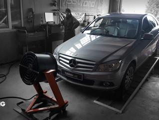 Mercedes C250 2.1 CDi