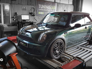 Mini Cooper S Supercharged R53