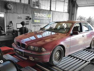 BMW 530D E39 184