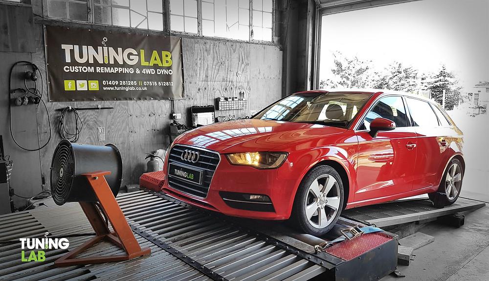 Audi A3 8V 2.0 TDi 150
