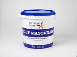 Zafron Light Mayonnaise 10L