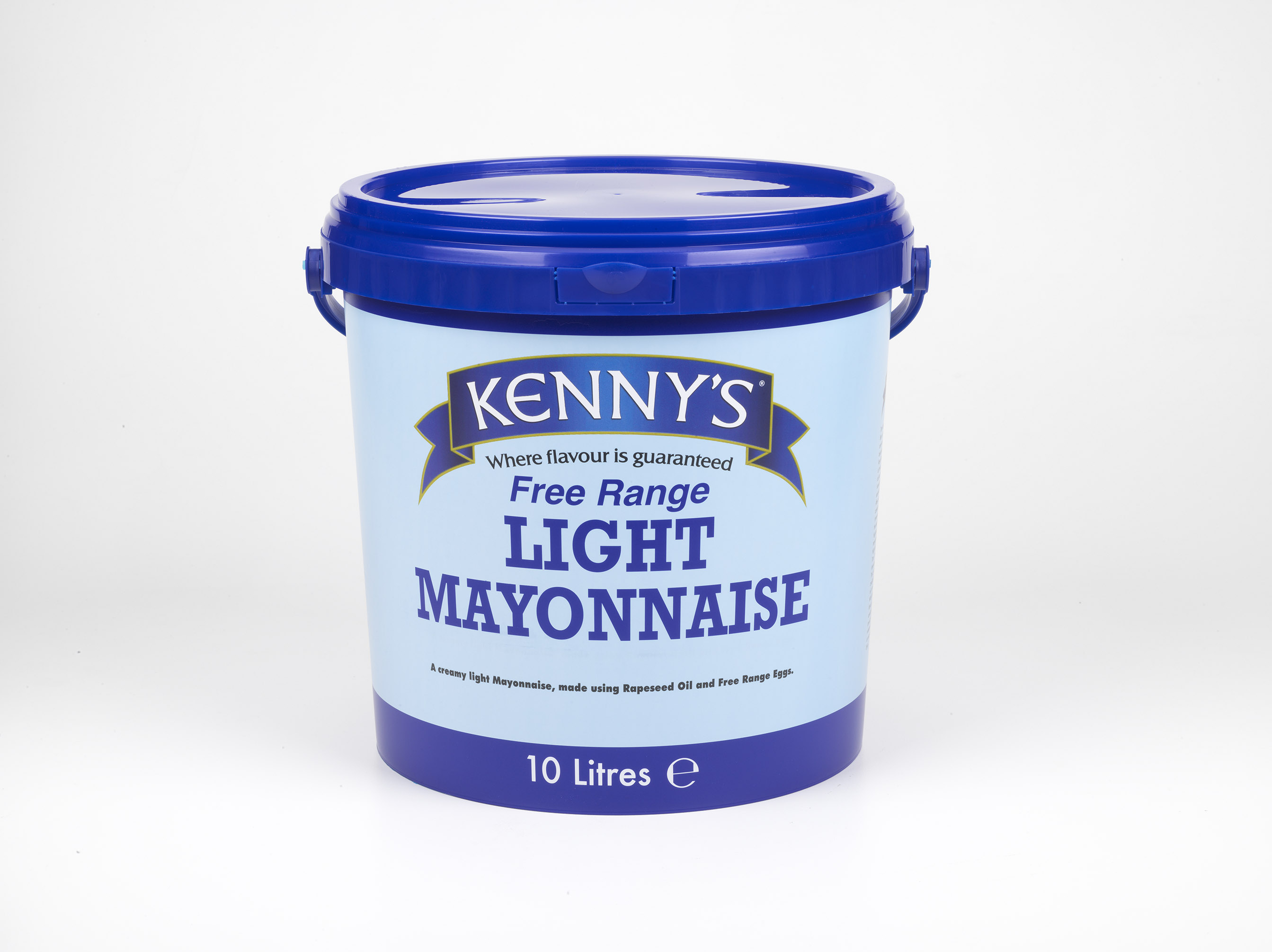 Kenny's Light Mayonnaise 10L