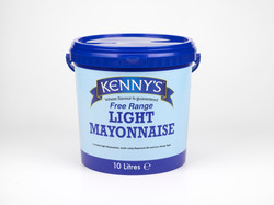 Kenny's Light Mayonnaise 10L