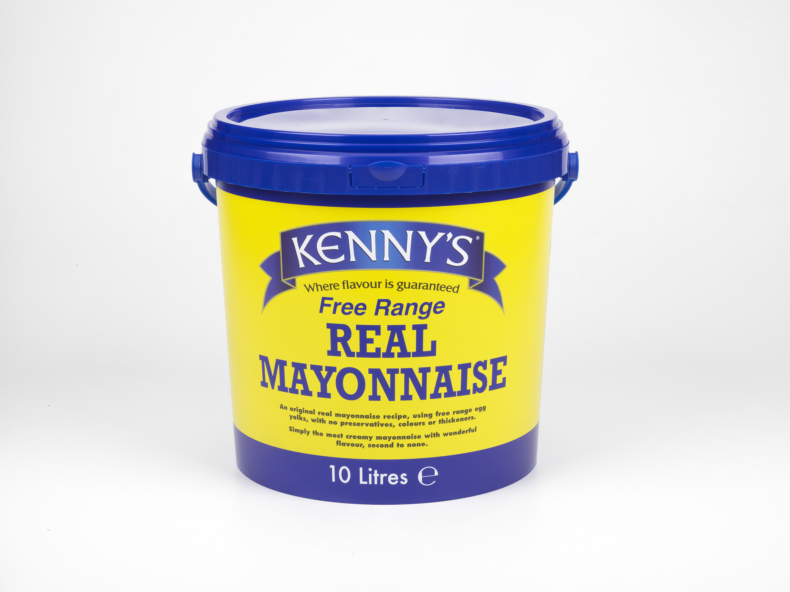 Kenny's Real Mayonnaise 10L