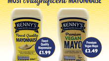Kenny's Mayonnaise - Now available for retail!