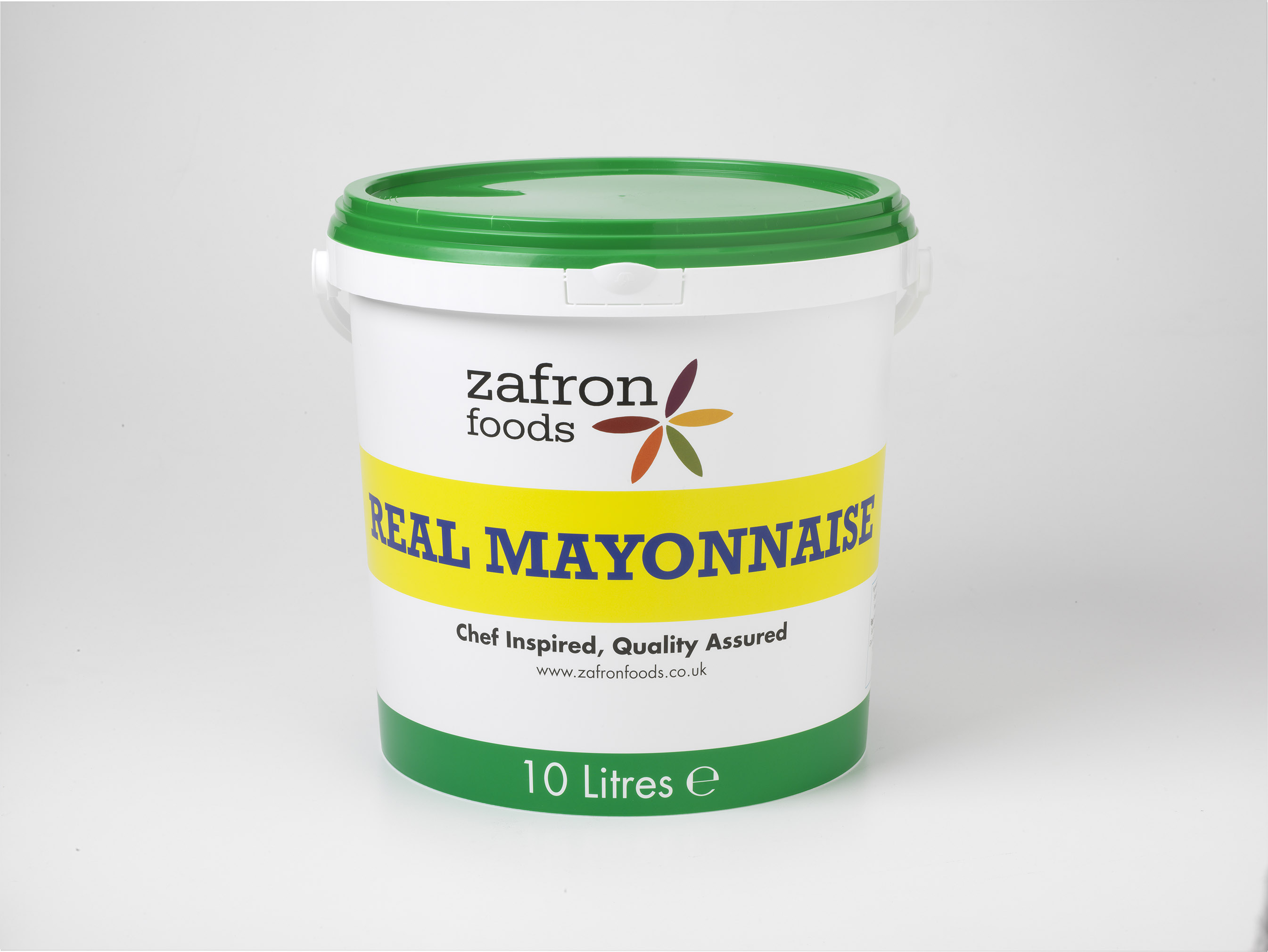 Zafron Real Mayonnaise 10L